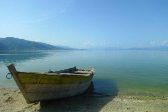 Lac Orhid. Le plus vieux et plus profond d'Europe