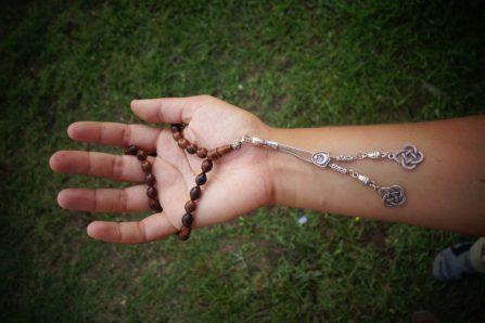 Misbaha, cadeau de Saim