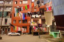 Lessive à Batumi