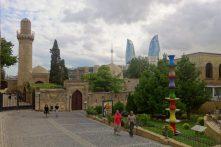 Baku, vieille ville