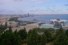 Vue sur Baku