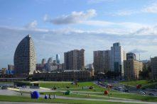 Banlieue de Baku