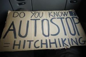 Do you know autostop ?