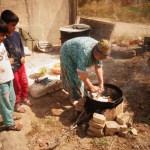Préparation du riz Pilaf