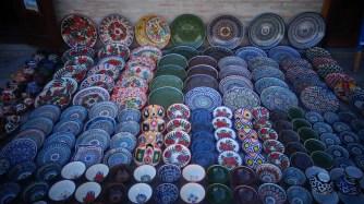 Céramique ouzbek