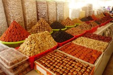 Bazar, Samarcande