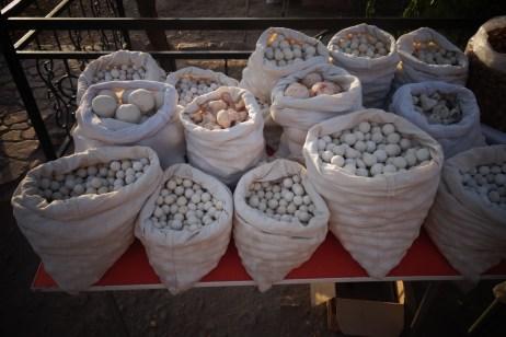 Qurt (boulettes de chèvre)