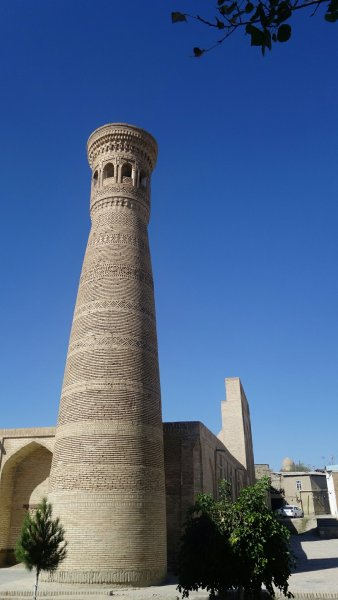 Minaret Kalon, Boukhara