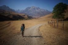 Randonnée, Kirghizistan