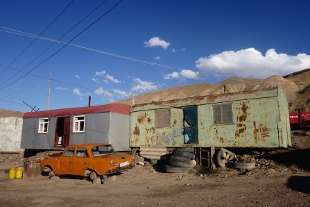 Maisons-Container, Irkeshtam