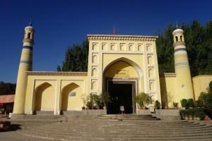 Mosquée Id Kah - Kashgar