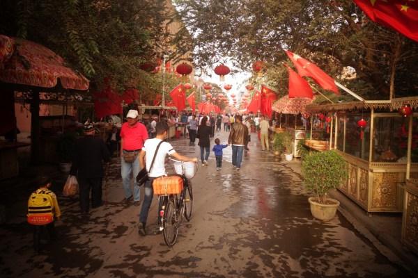 Vieille ville de Kashgar