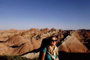 Rainbow Mountains - Zhangye