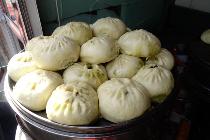 Baozi - Petits pains fourrés