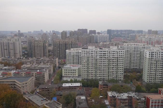 Banlieue de Jinan