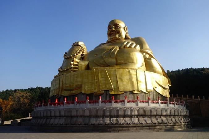 Bouddha - Qianfo Shan - Jinan