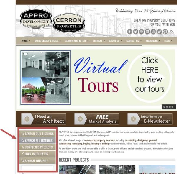 APPRO and CERRON Blog   commercial property search