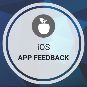 Buy iOS App Feedback