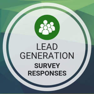 Buy Lead Generation Survey Responses