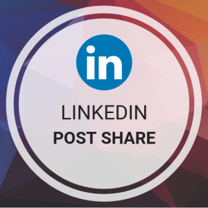 Buy LinkedIn Post Share