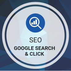 Buy SEO Google Search & Click