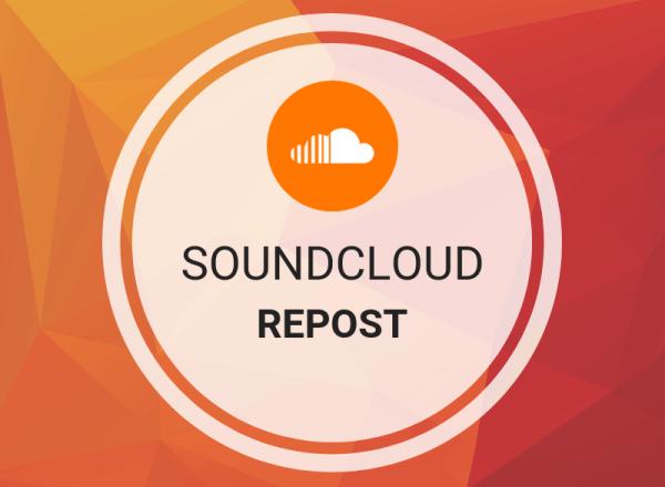 Buy SoundCloud Repost