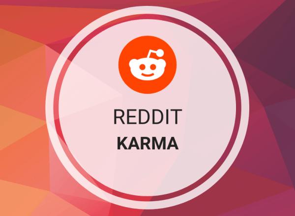 Buy Reddit Karma