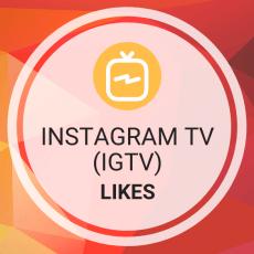 Buy Instagram TV (IGTV) Likes
