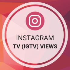 Buy Instagram TV (IGTV) Views