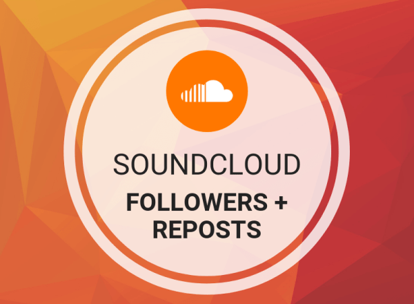 Buy SoundCloud Followers + Reposts