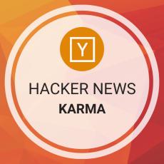 Buy Hacker News Karma