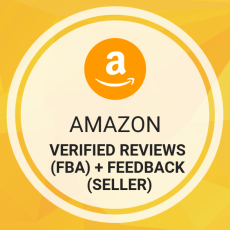 Buy Amazon Verified Reviews (FBA) + Feedback (Seller)