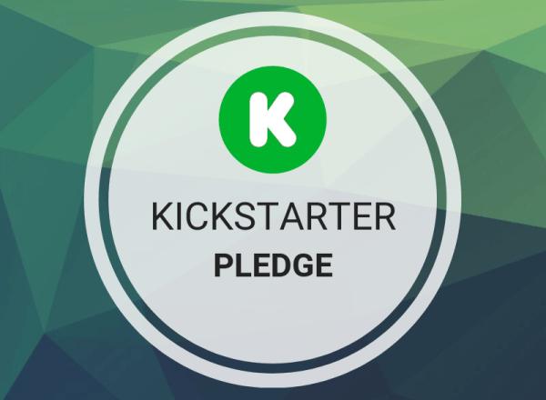 Buy Kickstarter Pledge