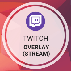 Buy Twitch Overlay (Stream)