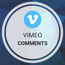 Buy Vimeo Comments