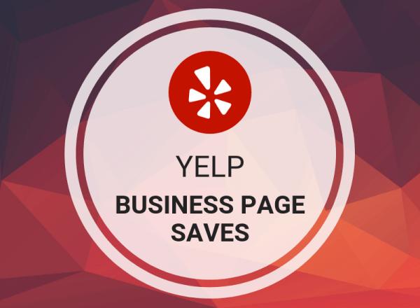Buy Yelp Business Page Saves