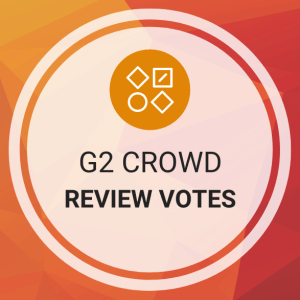 G2 Crowd Review Votes