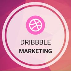 Dribbble Marketing