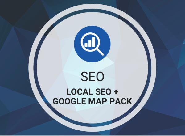 Buy Local SEO + Google Map Pack
