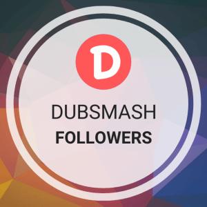 Buy Dubsmash Followers