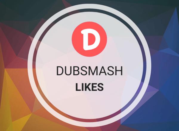 Buy Dubsmash Likes