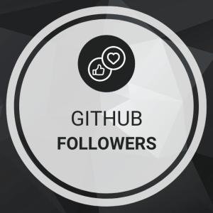 Buy GitHub Followers