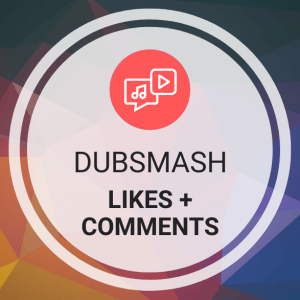 Buy Dubsmash Likes + Comments