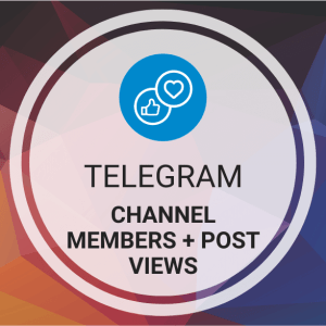 Buy Telegram Channel Members + Post Views