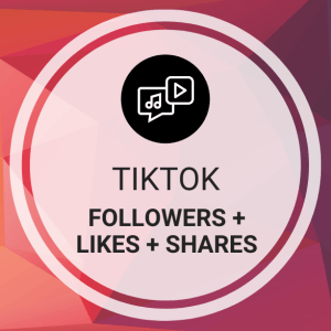 Buy TikTok Followers + Likes + Shares