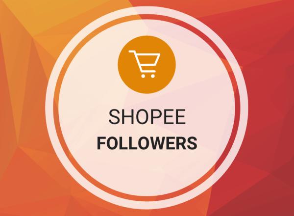 Buy Shopee Followers
