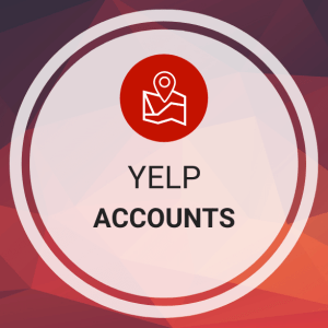 Buy Yelp Accounts