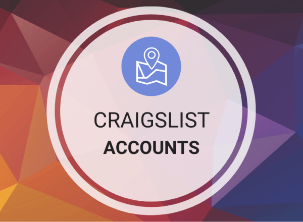 Buy Craigslist Accounts (PVA)