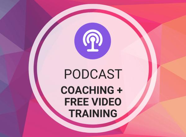 Buy Podcast Coaching + Free Video Training
