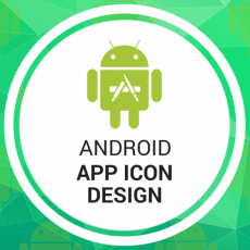 Android App Icon Design